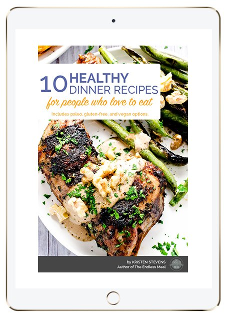 Sign up for our recipes!
