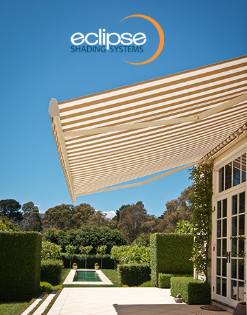 newest 273c7 87900 Eclipse Drop Arm Retractable Window and Porch Awnings | Eclipse