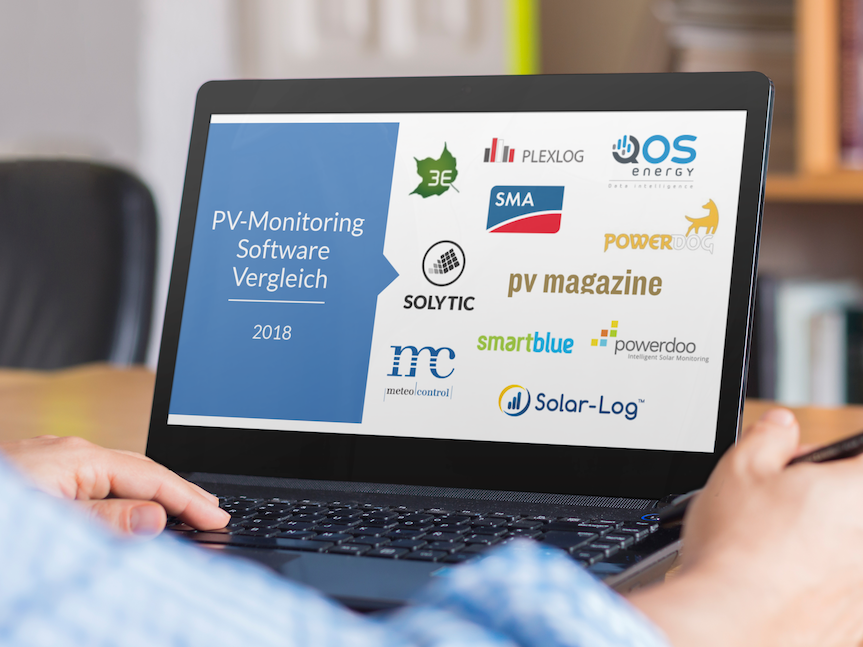 PV Monitoring Software Comparison Of Prices & Features [2019]