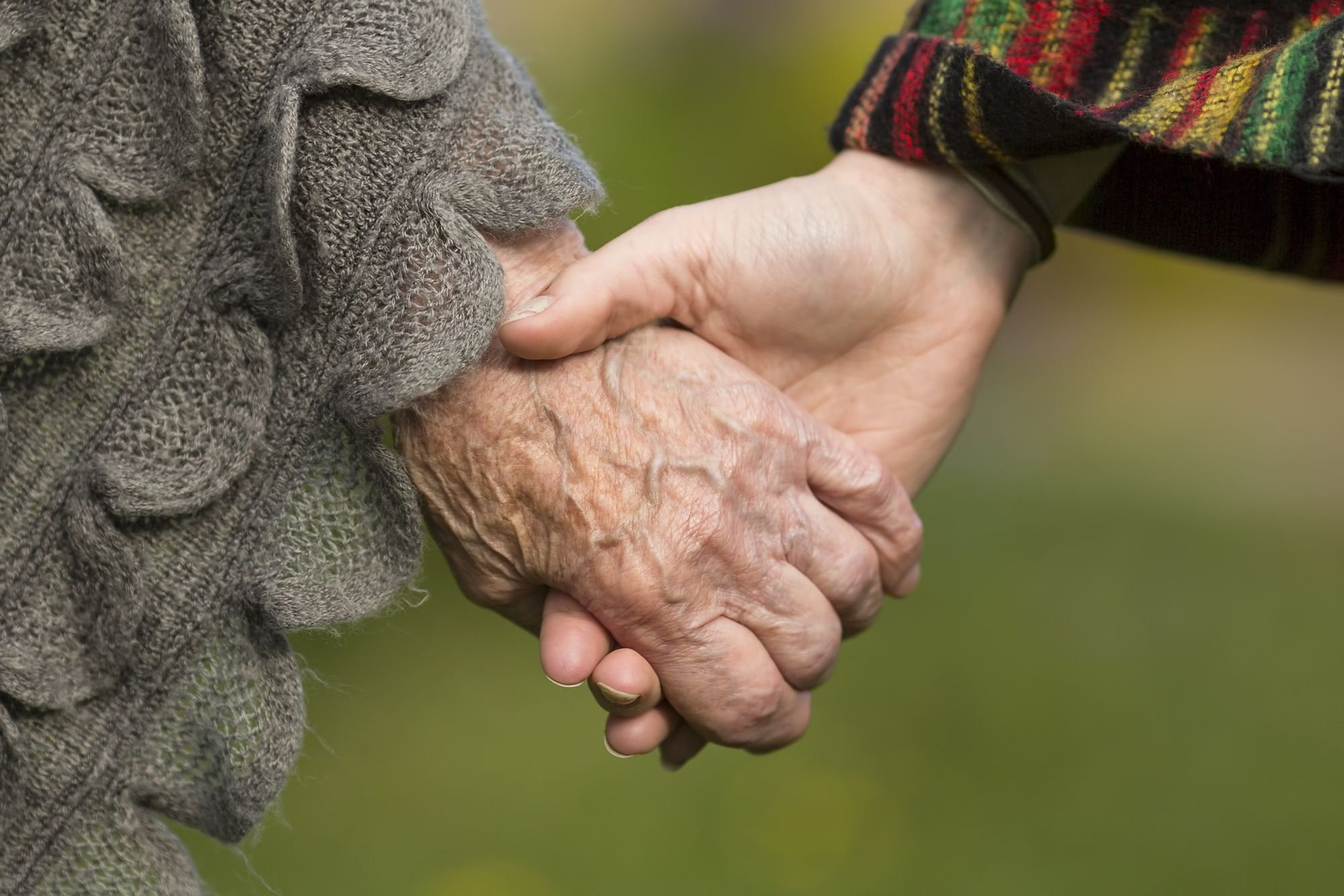 4 Things To Try When Your Elderly Parent Seems Irrational