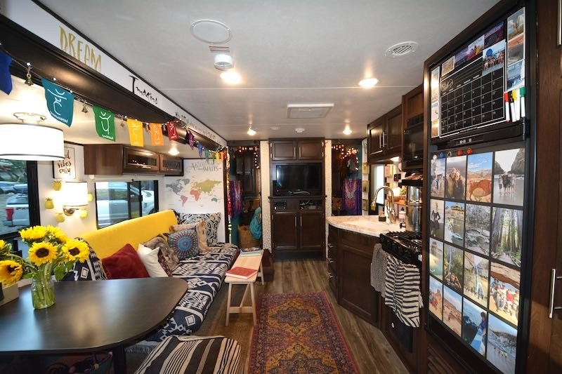 2 Week Complete RV Remodel For Under $2000 [Video Included] - Crazy