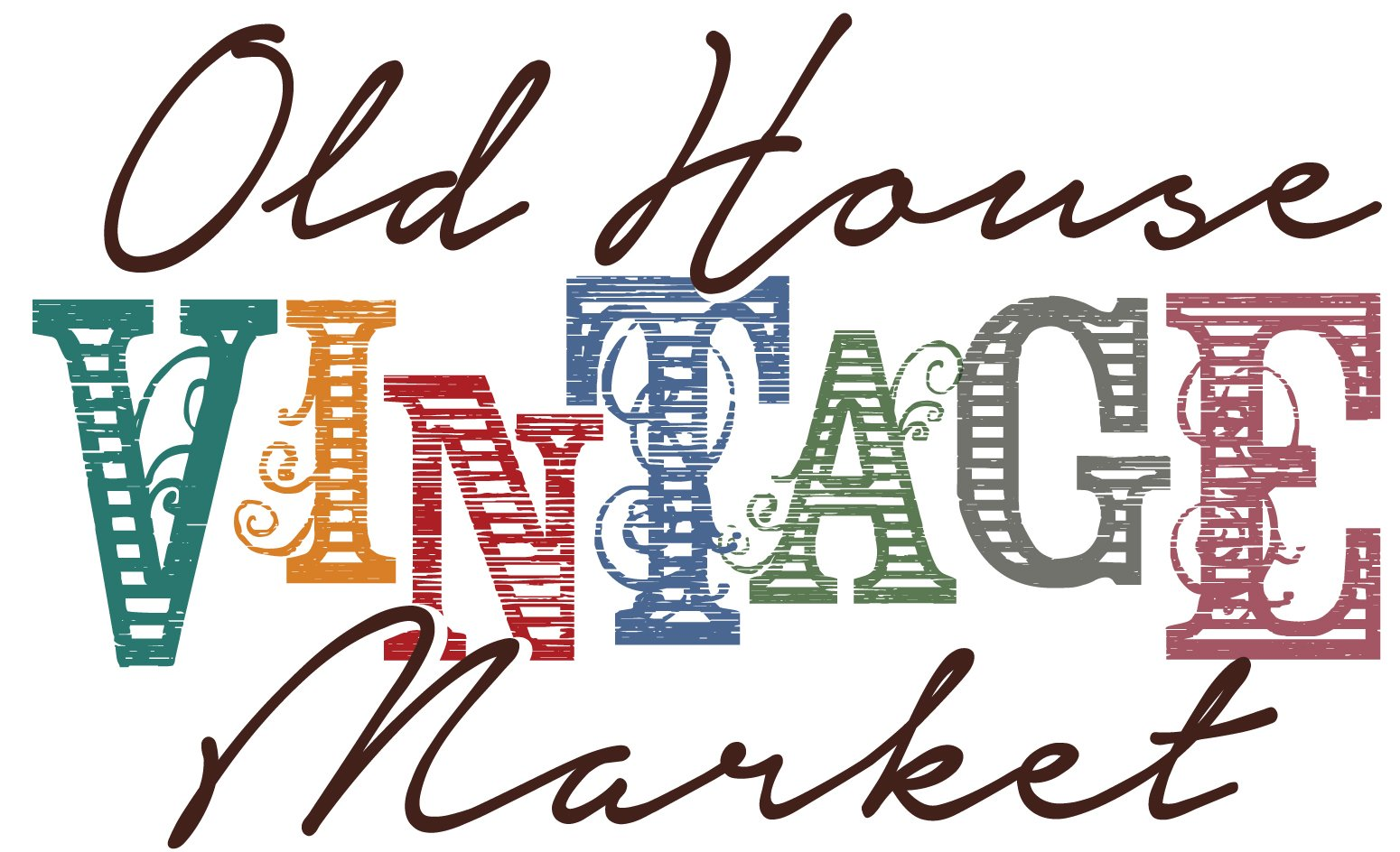 Upcoming Markets The Old House Vintage Market