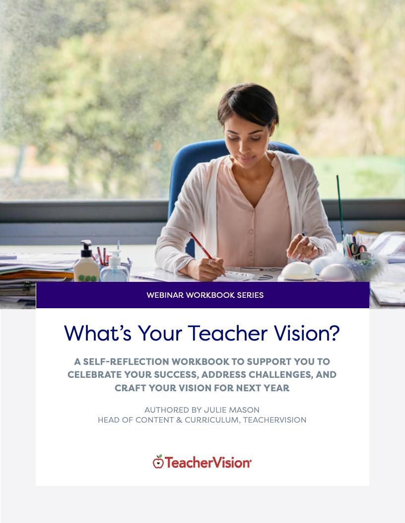 Professional Development Resources for Teachers - TeacherVision