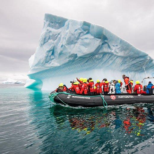 Antarctica & Arctic Expeditions   Norway Coastal Cruises   Hurtigruten